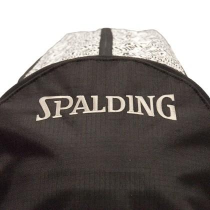 スポルディング ケイジャー ボールプリント 40-007BP SPALDING CAGER バスケットボールバッグ バスケットリュック 40007BP 送料無料 取扱店 リュックサック 正規品 チョイス逸品館