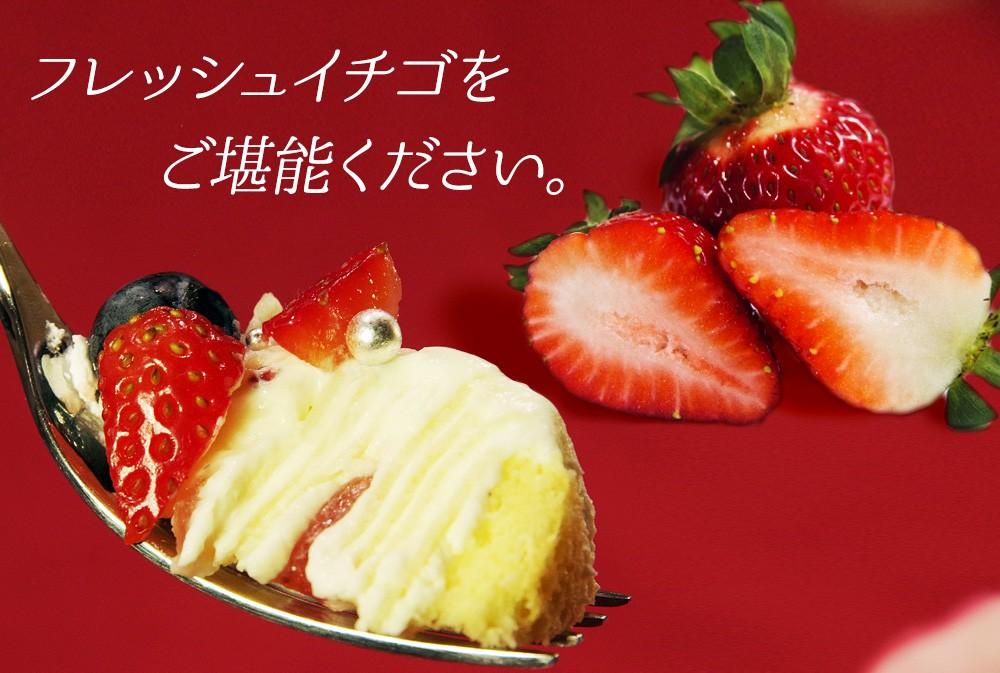 フレッシュイチゴ