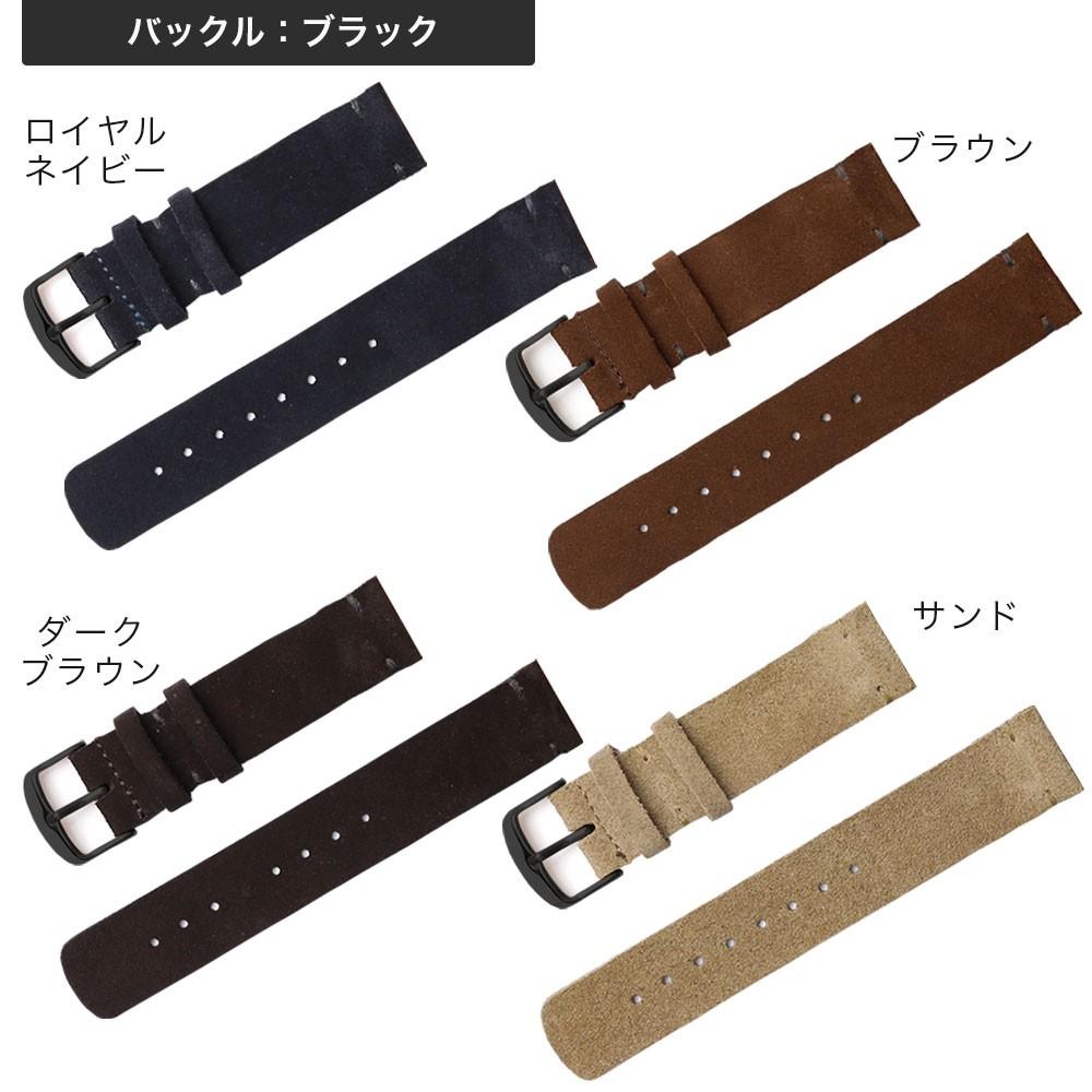 時計ベルト 本革 腕時計ベルト バンド