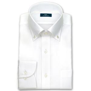ワイシャツ Yシャツ メンズ 長袖 | SHIRT MAKER CHOYA | 形態安定加工 ボタンダウンシャツ 5種 おしゃれ 父の日 プレゼント ギフト 父親 お父さん(190517-20)|choyashirts|06