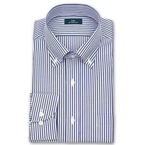ワイシャツ Yシャツ メンズ 長袖 | SHIRT MAKER CHOYA | 形態安定加工 ボタンダウンシャツ 5種 おしゃれ 父の日 プレゼント ギフト 父親 お父さん(190517-20)|choyashirts|10