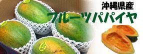 沖縄県産 フルーツパパイヤ