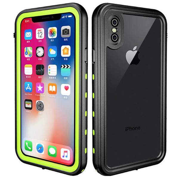 iPhone8 ケース 防水 防塵 耐衝撃  iPhoneXR iPhoneXS Max iPhoneSE iPhone6 iPhone7 Plus 8Plus 指紋認証|cincshop|27