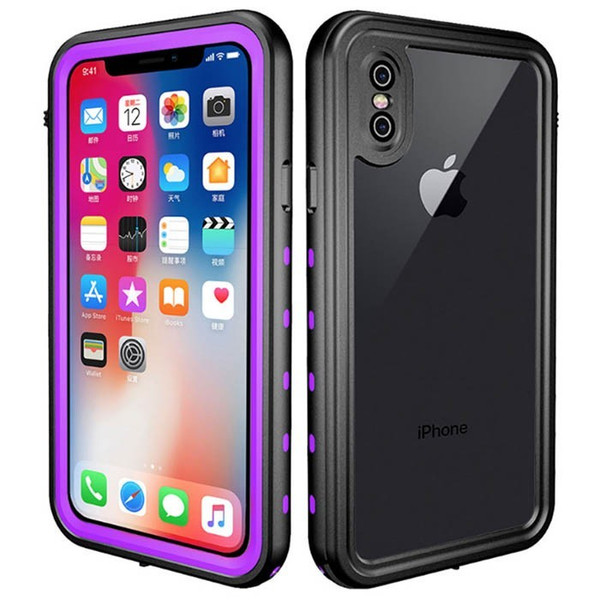 iPhone8 ケース 防水 防塵 耐衝撃  iPhoneXR iPhoneXS Max iPhoneSE iPhone6 iPhone7 Plus 8Plus 指紋認証|cincshop|29