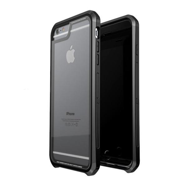 iPhone ケース iPhone8 iPhone7 plus iPhoneXR iPhoneXS Max 背面ガラス 3パーツ 多機種対応 メタル|cincshop|22