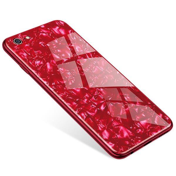 iPhone ケース iPhone8 iPhone7 plus iPhoneXR iPhoneXS Max 背面ガラス クリスタル シェル 風 レビューを書いて追跡なしメール便送料無料可|cincshop|19