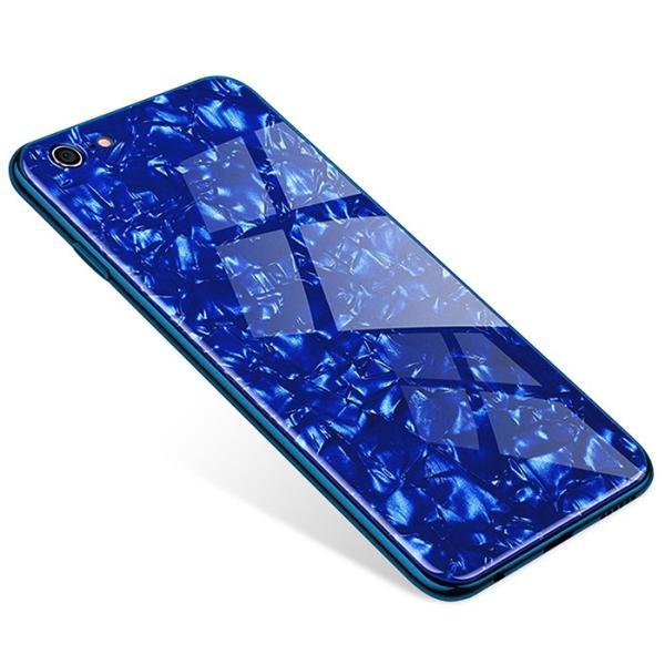 iPhone ケース iPhone8 iPhone7 plus iPhoneXR iPhoneXS Max 背面ガラス クリスタル シェル 風 レビューを書いて追跡なしメール便送料無料可|cincshop|22