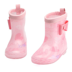 レインブーツ キッズ レインシューズ 長靴 子ども用 雨靴 靴 リボン おしゃれ かわいい 可愛い 女の子 男の子 花 幼稚園 保育園|CINC SHOP PayPayモール店