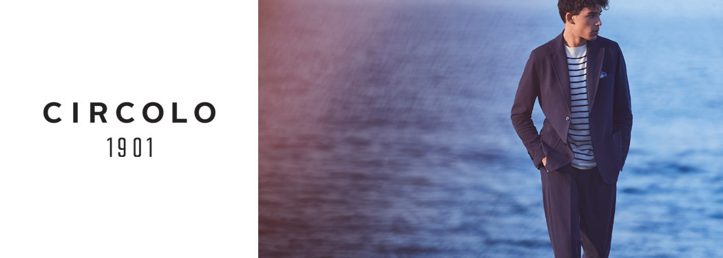 CIRCOLO 1901【チルコロ】メンズ