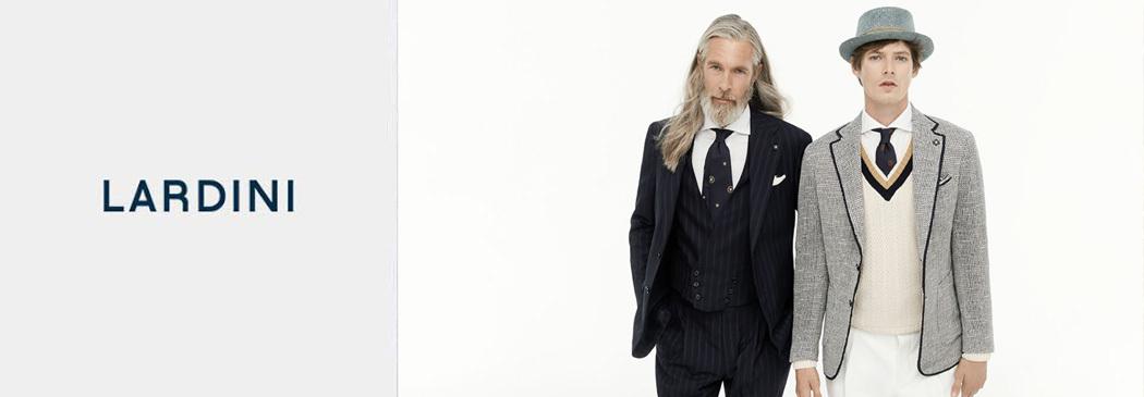 LARDINI【ラルディーニ】ジャケット・スーツ