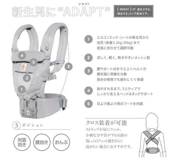 ergo baby carrier instruction manual