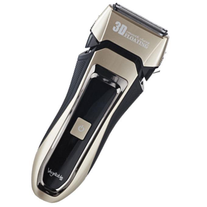 電気シェーバー 髭剃り 3枚刃 防水 IPX7 髭剃り機 充電式 小型 電気カミソリ シェイバー GD-S308|ciz|06