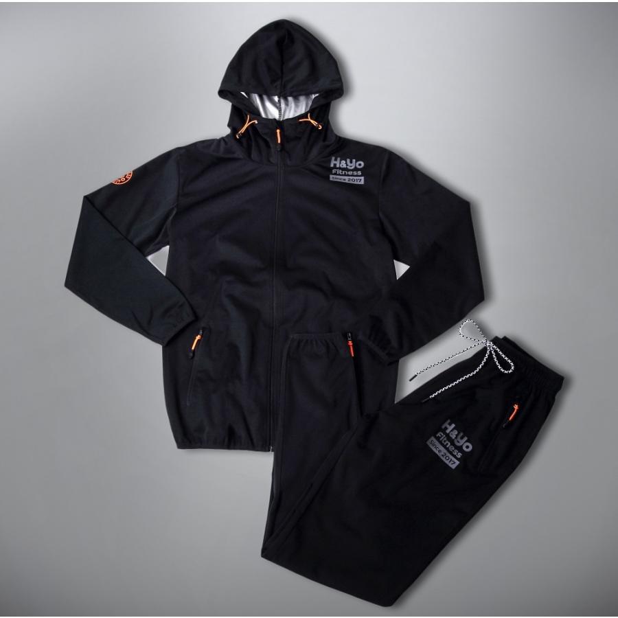 サウナスーツ メンズ レディース 発汗スーツ 減量スーツ おしゃれ トレーニングウェア 男女兼用 ジャージ素材 ダイエットウェア 大きいサイズ clasico 24