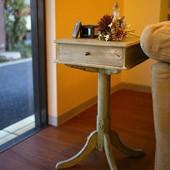 ヴェールサイドテーブル