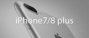 iPhone7/8plus
