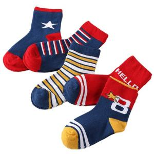 キッズソックス 5足セット ショートソックス ショート 靴下 子ども用靴下 キッズ 子ども ジュニア 赤ちゃん ベビー 綿 くしゅくしゅ 秋冬 男の子 女の子|clivia|12