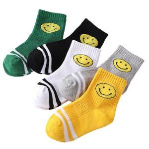 キッズソックス 5足セット ショートソックス ショート 靴下 子ども用靴下 キッズ 子ども ジュニア 赤ちゃん ベビー 綿 くしゅくしゅ 秋冬 男の子 女の子|clivia|20