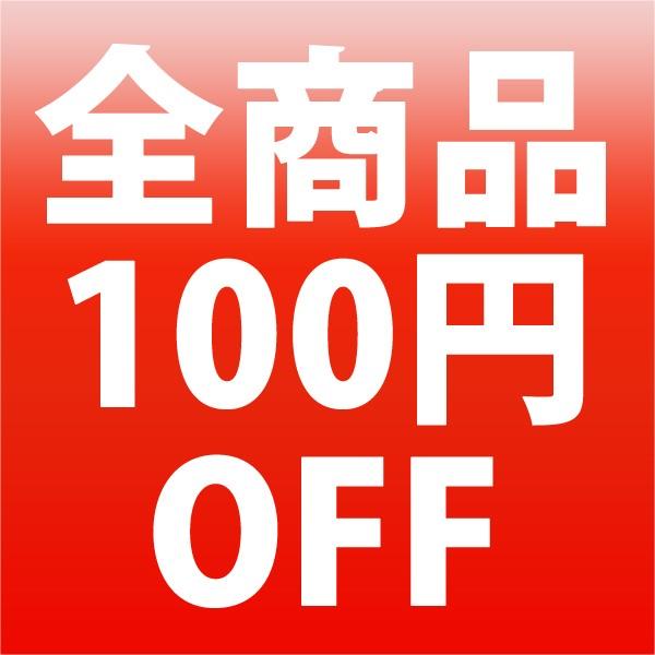 大感謝祭100円OFFクーポン!!