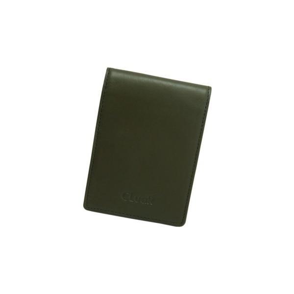 メモ帳カバー メモパッドカバー A7サイズ  本革 革 レザー ビジネスカラー メンズ レディース CLuaR シールアル|cluar|05