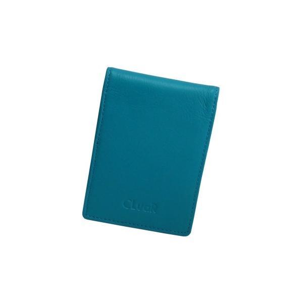 メモ帳カバー メモパッドカバー A7サイズ  本革 革 レザー カジュアルカラー メンズ レディース CLuaR シールアル|cluar|10
