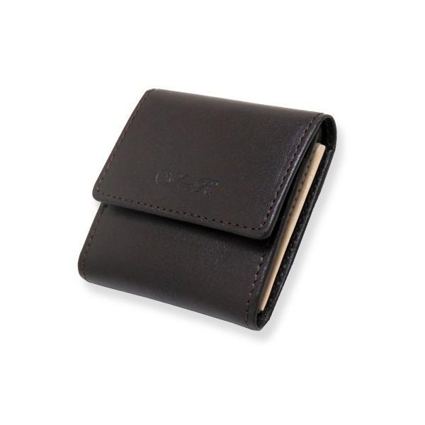 コインケース 小銭入れ 手のひらサイズ ミニ 小さい スクエア型 本革 革 レザー メンズ レディース CLuaR シールアル|cluar|08