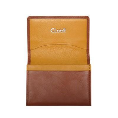 名入れ可 名刺入れ 名刺ケース ビジネス カードケース サブポケット W字マチ 大容量 30枚収納 本革 革 レザー メンズ レディース|cluar|19