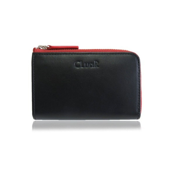 コンパクトウォレット 小銭入れ コインケース カードも入る L字ファスナー 小型財布 マルチ ビジネスカラー 本革 革 レザー メンズ レディース CLuaR シールアル|cluar|06