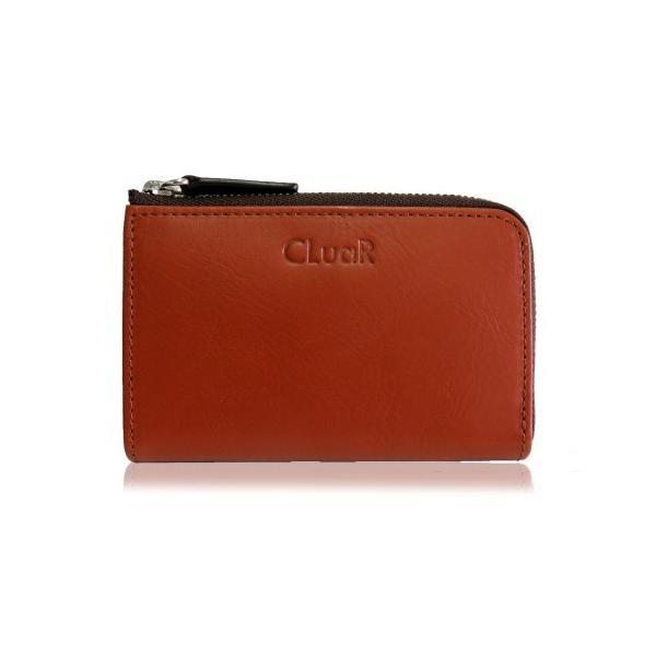コンパクトウォレット 小銭入れ コインケース カードも入る L字ファスナー 小型財布 マルチ ビジネスカラー 本革 革 レザー メンズ レディース CLuaR シールアル|cluar|09