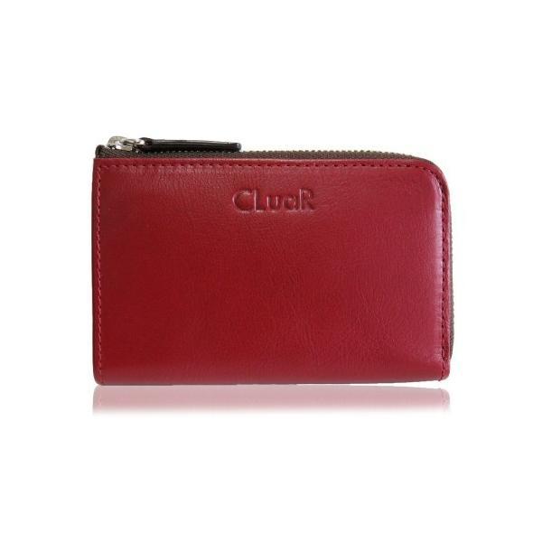 コンパクトウォレット 小銭入れ コインケース カードも入る L字ファスナー 小型財布 マルチ ビジネスカラー 本革 革 レザー メンズ レディース CLuaR シールアル|cluar|10