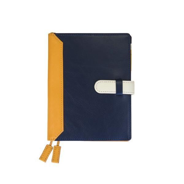 手帳カバー A6サイズ 文庫サイズ ベルトつき  本革 革 レザー ビジネスカラー メンズ レディース CLuaR シールアル|cluar|11