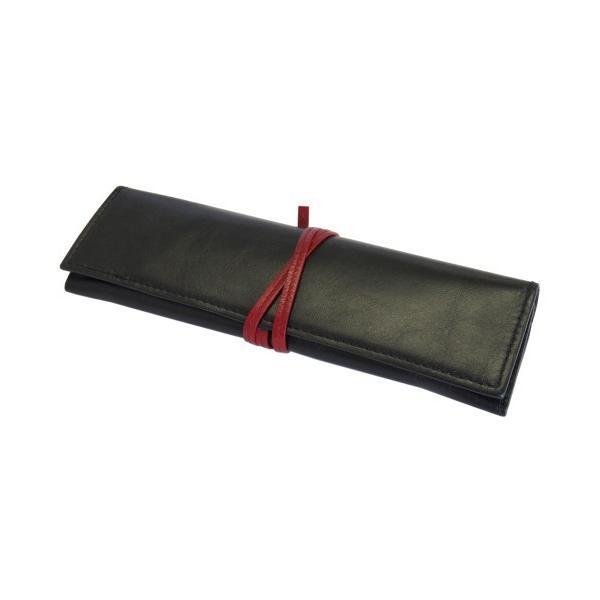 ペンケース ロールタイプ ロール型 ロールペンケース 本革 革 レザー バイカラー メンズ レディース CLuaR シールアル|cluar|13