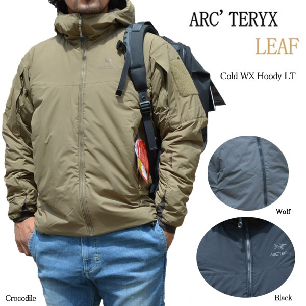 ARC'TERYX/アークテリクス/LEAF/リーフ/ジャケット/LEAF Cold WX Hoody LT/リーフコールドWX/16493 width=
