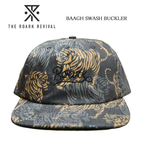 ROARK REVIVAL/ロアークリバイバル/ROARK/ロアーク/BAAGH SWASH BUCKLER/帽子/キャップ/RH224   width=