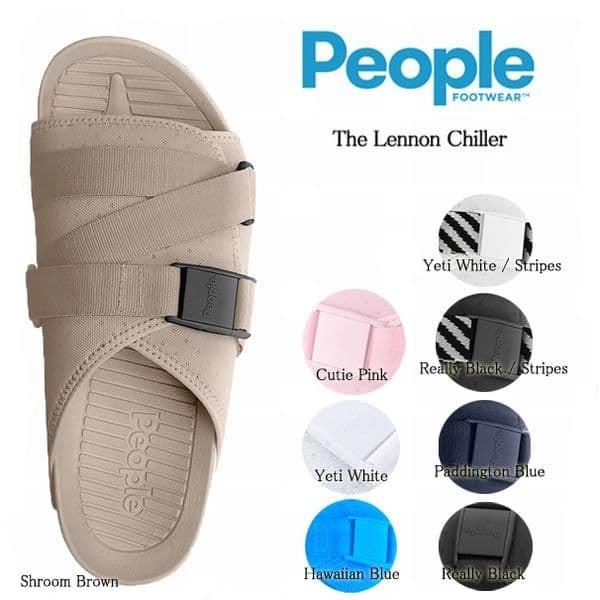 PEOPLE/ピープル/The Lennon Chiller/ザ レノン チラー/サンダル/ピープルフットウェアー/PEOPLE FOOTWEAR width=