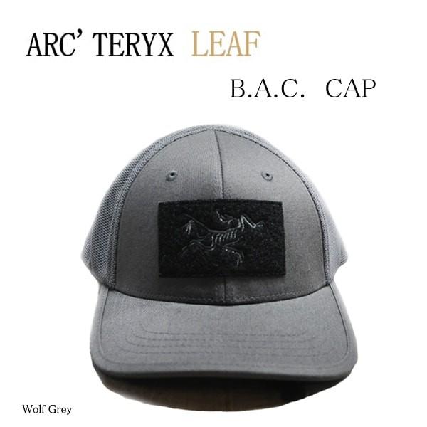 ARC'TERYX/アークテリクス/LEAF/リーフ/帽子/B.A.C