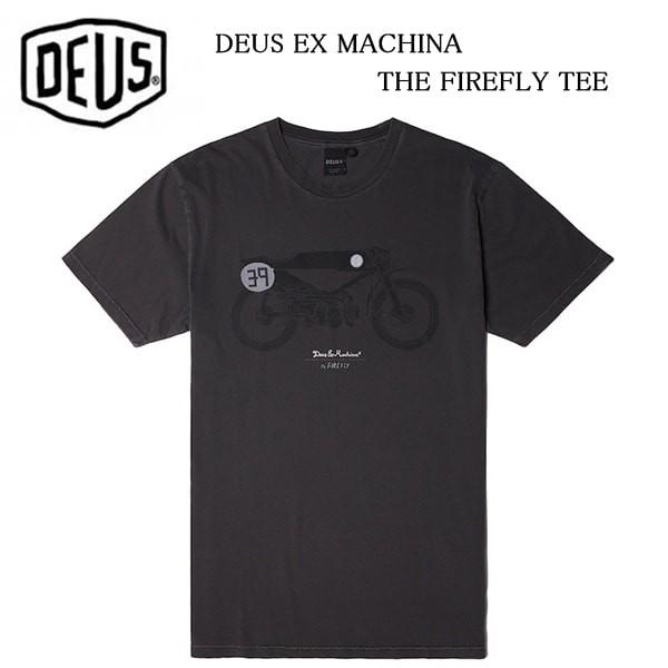 DEUS EX MACHINA/デウス・エクス・マキナ/DEUS/デウス/THE FIREFLY TEE/Tシャツ/DMP71504A-WBL    width=
