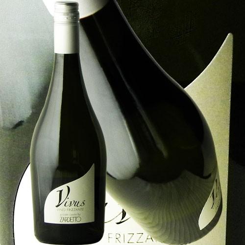 イタリア/ヴェネト/スパークリング/イタリア スパーク/Vivus Frizzante/ZARDETTO/発泡ワイン/スパークリング ワイン/シャンパン/おすすめスパークリングワイン/ハートラベル スパークリングワイン/あすつく