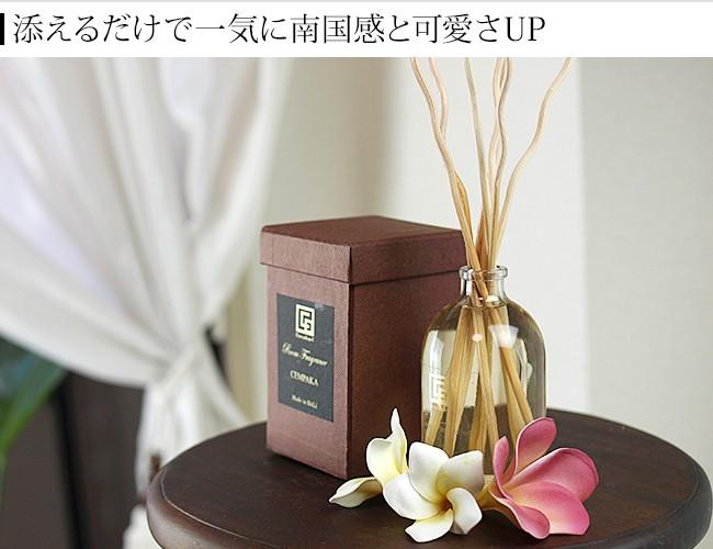 プルメリアの造花 アジアン雑貨