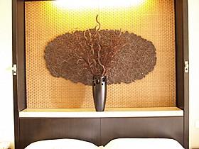 花器 木製