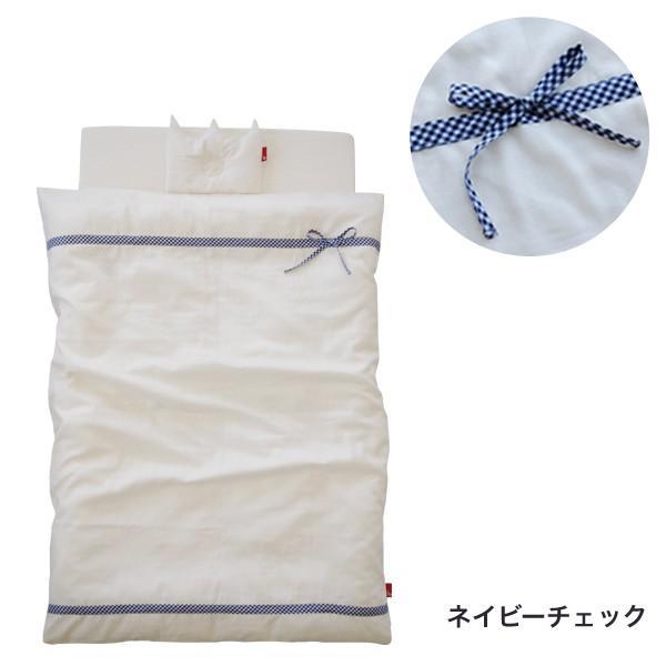 ベビー布団 セット 日本製 洗える 綿100% サンデシカ 送料無料 ココデシカ 6点 王冠 ベビー布団セット 敷布団 カバー ドット ストライプ 星柄|cocodesica|28