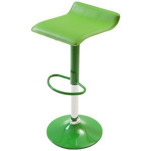 カウンターチェア バーチェア 昇降 360度回転 チェア 曲線 キッチン おしゃれ ポップ 椅子 イス バーチェアー カウンターチェアー cocosa 18