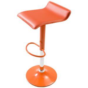 カウンターチェア バーチェア 昇降 360度回転 チェア 曲線 キッチン おしゃれ ポップ 椅子 イス バーチェアー カウンターチェアー cocosa 19