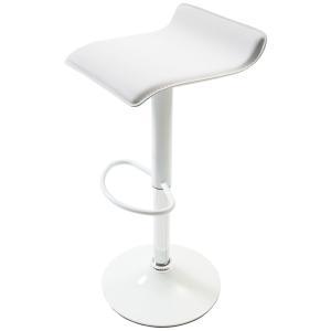 カウンターチェア バーチェア 昇降 360度回転 チェア 曲線 キッチン おしゃれ ポップ 椅子 イス バーチェアー カウンターチェアー cocosa 17