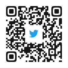 TwitterQRコード