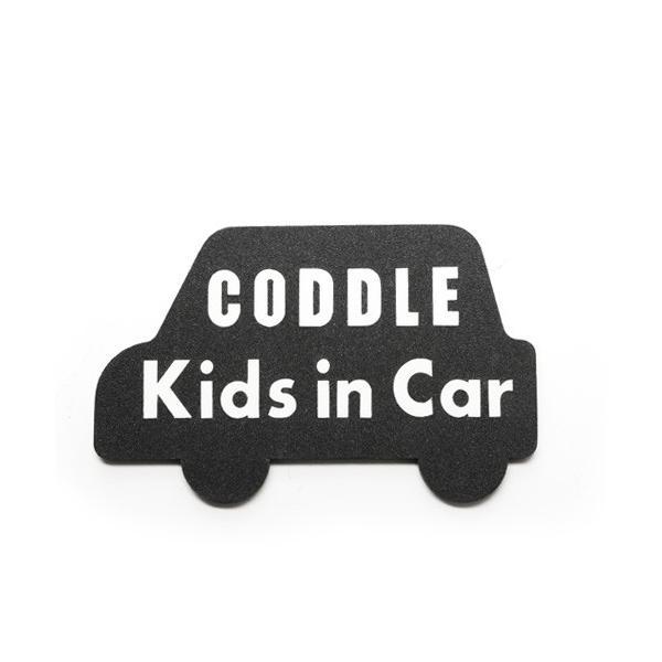 【メール便配送】CODDLE KIDS マグネット Kids in Car coddle 07