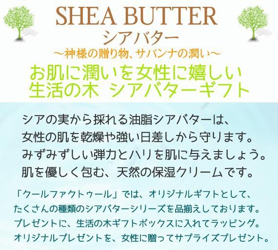 シアバター商品説明