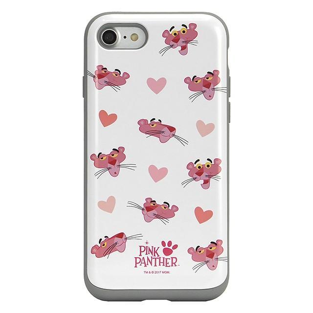 スマホケース iPhoneXS/X/SE(第2世代)/8/7 ピンクパンサー 耐衝撃 スライド ミラー ケース 鏡付き キャラクター かわいい 可愛い collaborn-plus 08