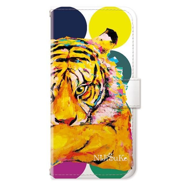 スマホケース iPhoneSE(第2世代)/8/7/6s/6 手帳型 ケース 猫 おしゃれ 手帳 横 縦 カード収納 シロクマ しろくま フラミンゴ collaborn-plus 32