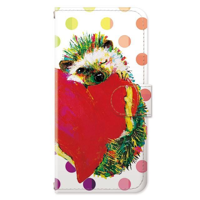 スマホケース iPhoneSE(第2世代)/8/7/6s/6 手帳型 ケース 猫 おしゃれ 手帳 横 縦 カード収納 シロクマ しろくま フラミンゴ collaborn-plus 34