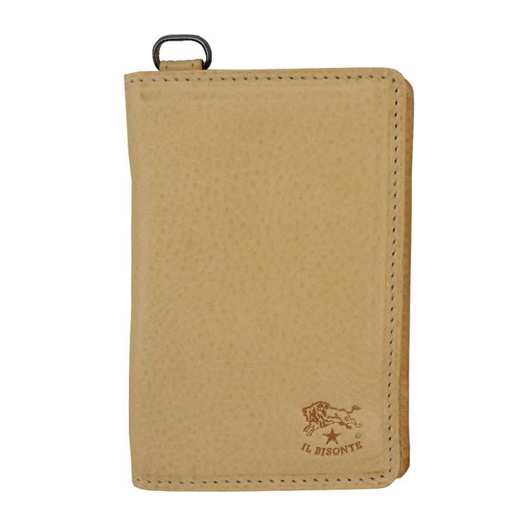 イルビゾンテ IL BISONTE カードケース 定期入れ C1153 並行輸入品|collectioncasestore|15